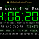 A MUSICAL TIME MACHINE