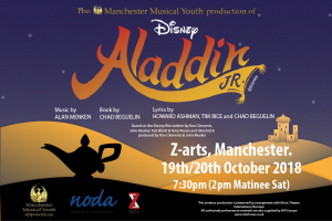 Aladdin Jr The Musical
