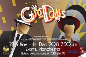 Guys and Dolls The Musical