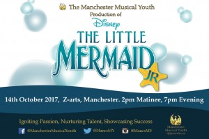 The Little Mermaid Jr The Musical