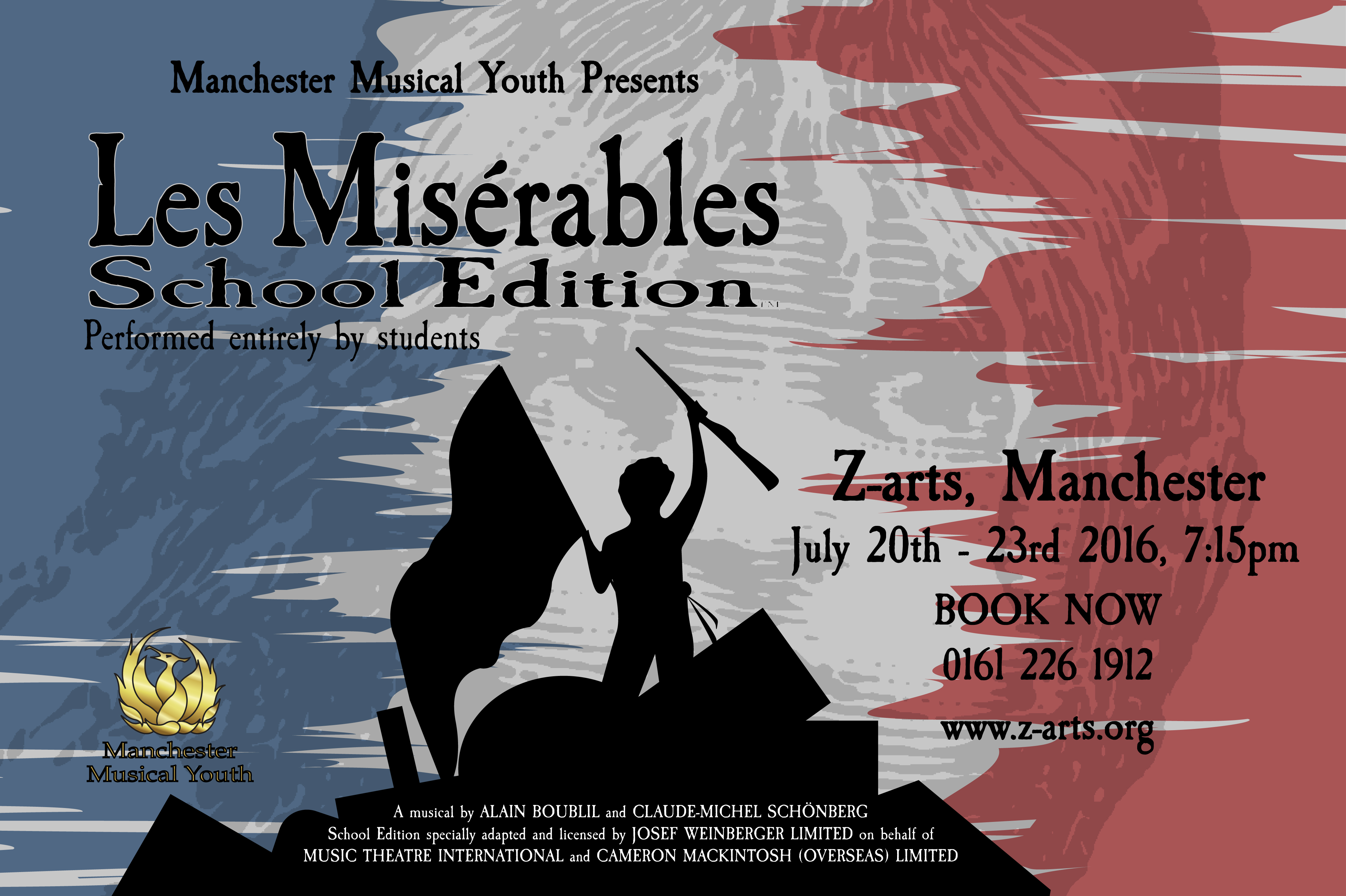 Les Miserables The Musical