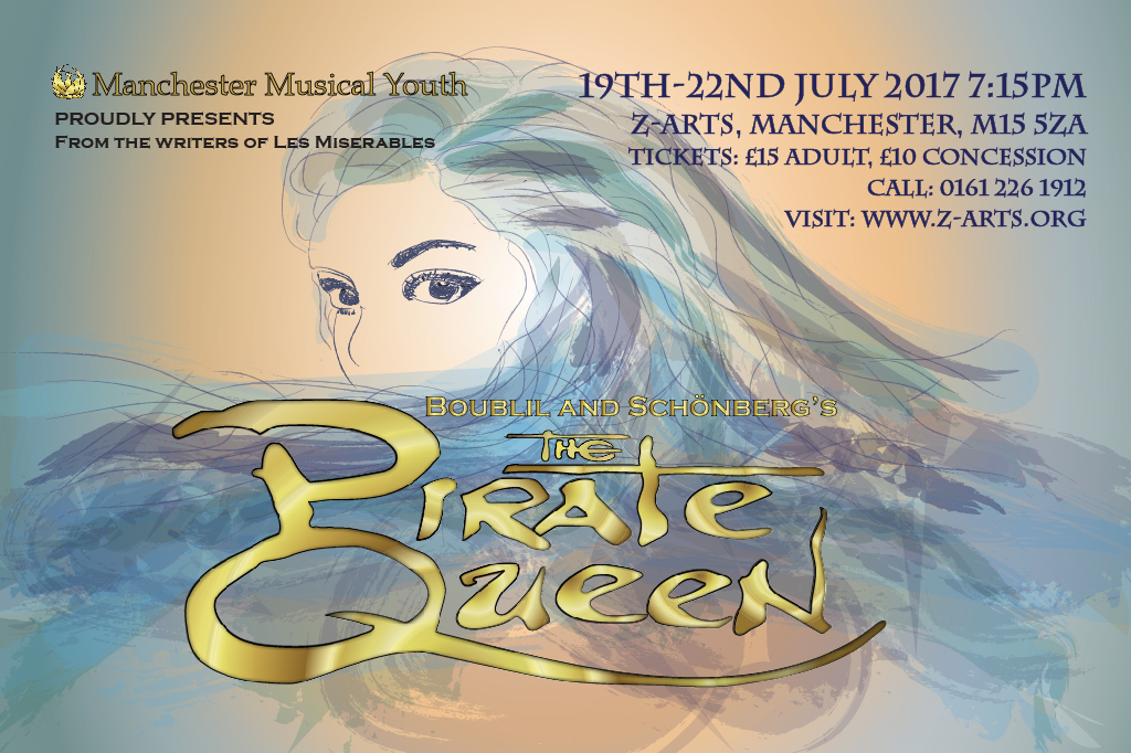 The Pirate Queen The Musical