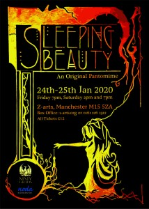 Sleeping Beauty Poster NEW-100